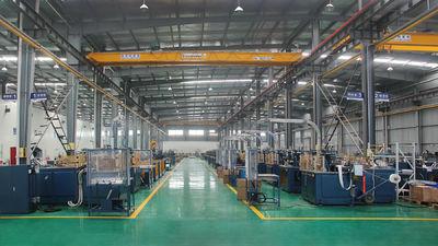 ChinaMáquina da produção do copo de papelempresa